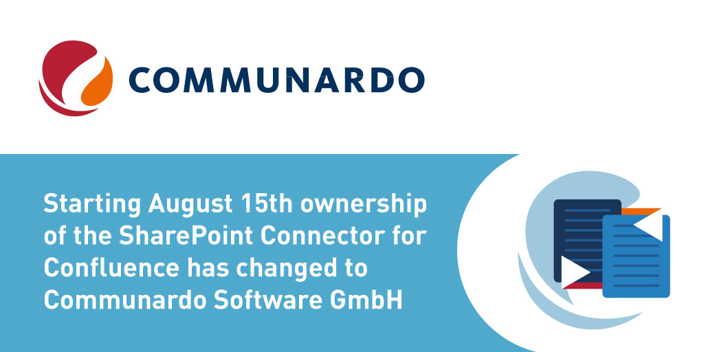 Communardo welcomes SharePoint Connector for Confluence