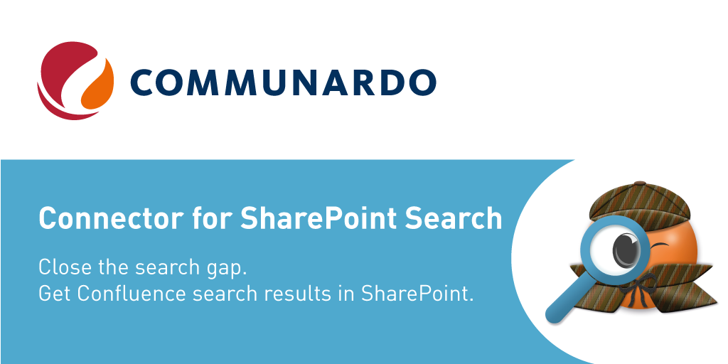 Connector for SharePoint Search for Confluence by Communardo