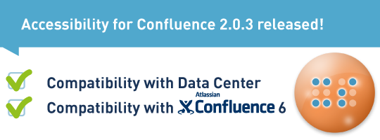 Banner Accessibility for Confluence 2.0.3