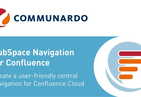 SubSpace Navigation now for Confluence Cloud