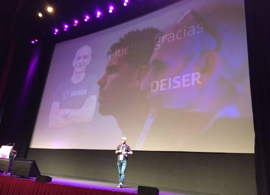 Keynote at DEISER Enterprise Day 2017