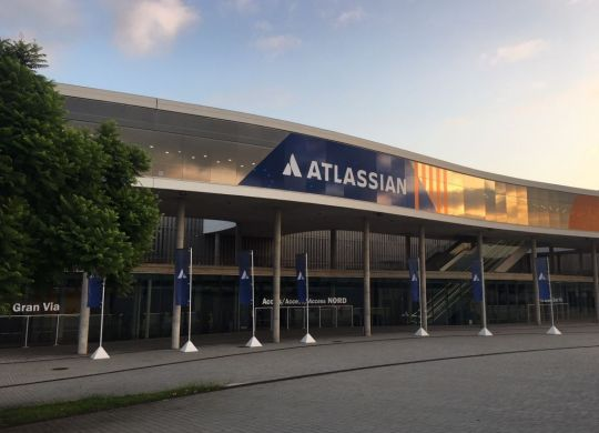 Location Atlassian Summit 2018 Barcelona