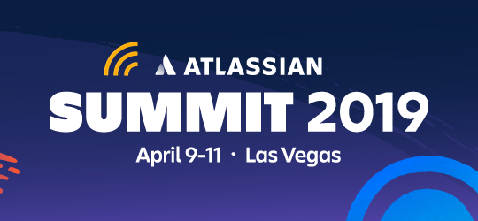 AtlassianSummit 2019 Blog Banner