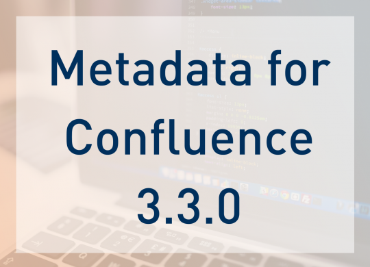 Preview Picture Metadata for Confluence