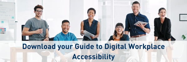 Ebook Download Banner Accessibility Campaign Pillar Page