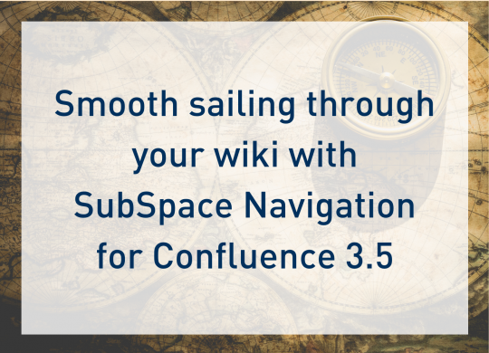 SubSpace Navigation 3.5 -
