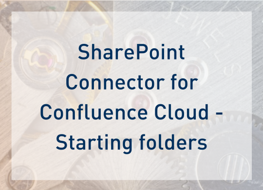SharePoint Connector 183