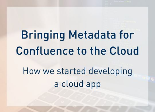 Metadata Cloud Blogpost
