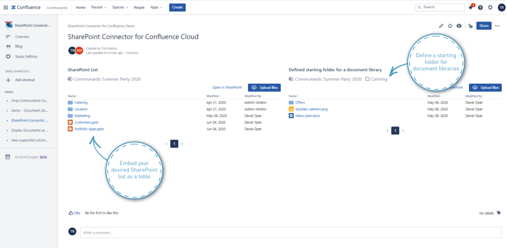 support microsoft 365 and confluence cloud